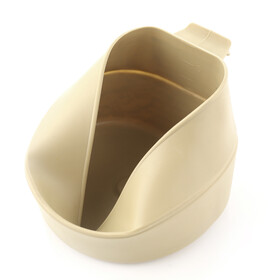 Wildo Fold-a-cup - Gourde - Big beige